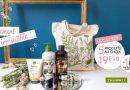 5 produits au choix parmi une sélection + 1 Cadeau pour 19.90€